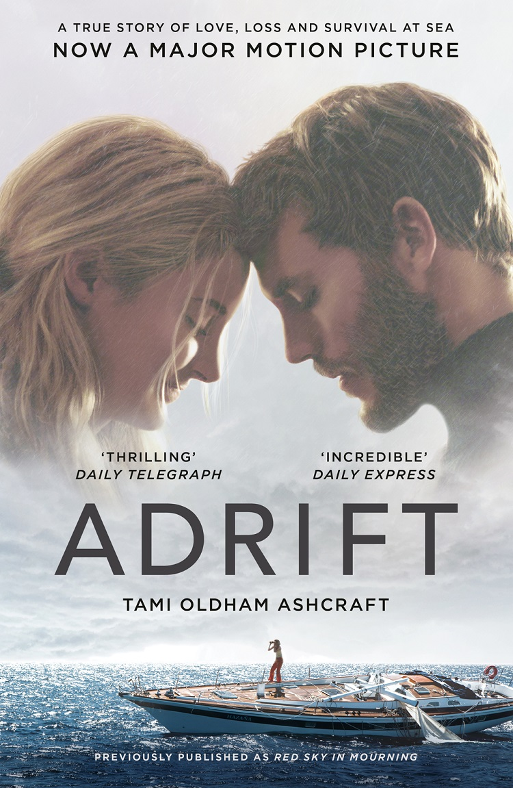 Книга Adrift: A True Story of Love, Loss and Survival at Sea